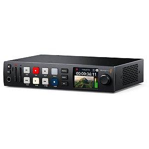Gravador Blackmagic HyperDeck Studio HD Plus