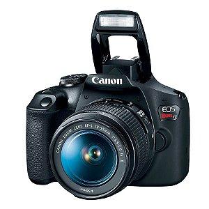 Câmera Canon EOS Rebel T7+