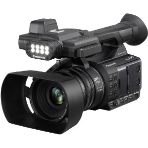 Câmera Panasonic AG-AC30PB Full HD