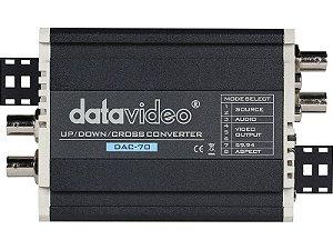 Mini Conversor Datavideo UpDownCross DAC-70