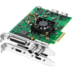 Placa de Captura Blackmagic Design Decklink Studio 4K