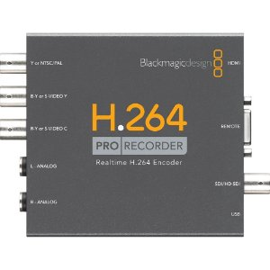 Codificador Blackmagic Design H.264 Pro Recorder