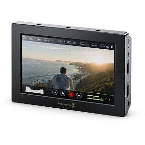 "Monitor e Gravador Blackmagic Design Video Assist 4K 7"" HDMI/6G-SDI"
