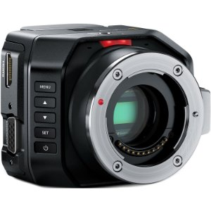Micro Câmera Blackmagic Design Studio 4K