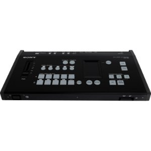 Switcher Sony MCX-500 Streaming e Gravação
