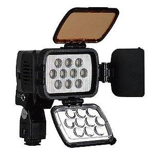 Iluminador de LED TREV LED10XTV (On Camera)