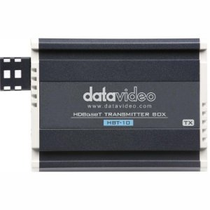 Mini Conversor Datavideo Transmissor BaseT HBT-10