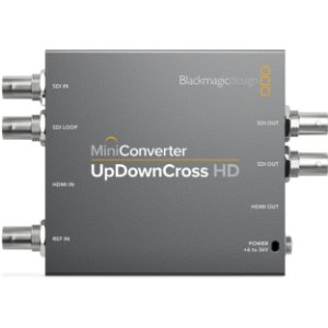 Mini Conversor Blackmagic Design UpDownCross HD