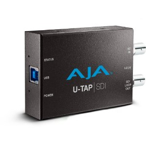 Placa de Captura AJA U-TAP SDI USB 3.0