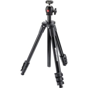 Tripé Manfrotto MKCOMPACTLT Compact Light