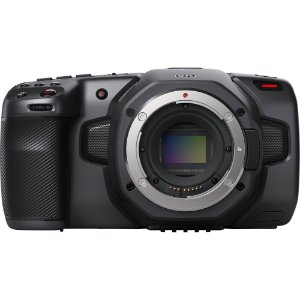 Câmera Blackmagic Design Pocket Cinema 6K (Canon EF)