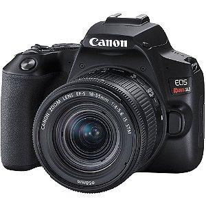 Câmera Canon EOS Rebel SL3 18-55mm IS STM