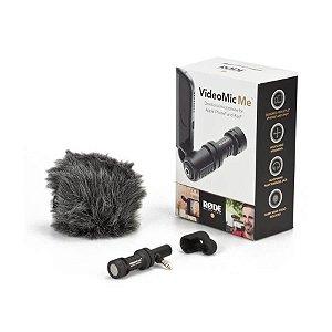 Microfone RODE VideoMic ME