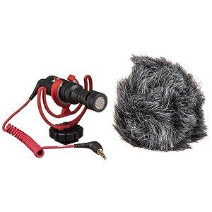 Microfone Shotgun RODE VideoMicro