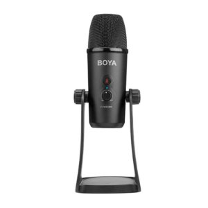 Microfone Condensador USB Boya BY-PM700