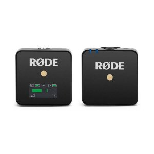 Sistema de Microfone Sem Fio RODE Wireless GO