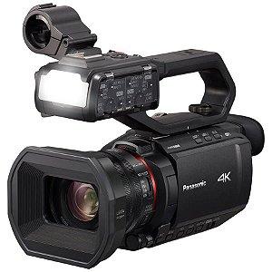 Filmadora Panasonic AG-CX10 4K com NDI/HX