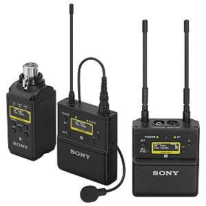 Sistema de Microfone Sem Fio Para Câmeras Sony UWP-D26