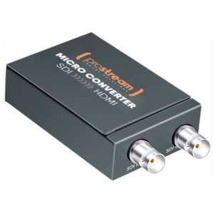 Micro Conversor Prostream Converter GO SDI Para HDMI