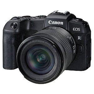 Câmera Canon EOS RP com Lente 24-105mm f/4-7.1
