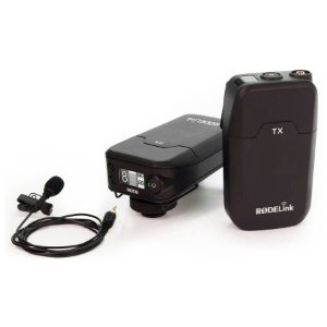 Microfone Rode RODELink Filmmaker Kit Digital