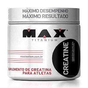 CREATINA MAX TITANIUM (300g)