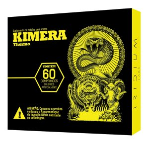 KIMERA THERMO- 60 CAPS- IRIDIUM LABS