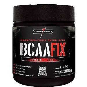 BCAA FIX POWDER ( 300G) INTEGRALMEDICA- SABOR LIMÃO