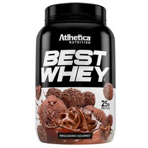 BEST WHEY DA ATLHETICA NUTRITION (900g)