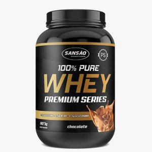 100% PURE WHEY PREMIUM SERIES- SANSÃO SUPPLEMENTS NUTRITION