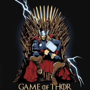 Camiseta Game Of Thor - Masculina