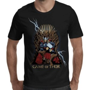 Camiseta Game Of Thor - Masculina