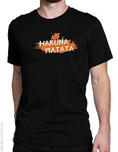 Camiseta Hakuna Matata - Masculina