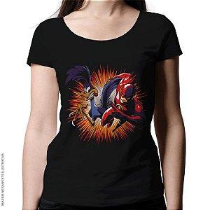 Camiseta A Última Corrida - Feminina