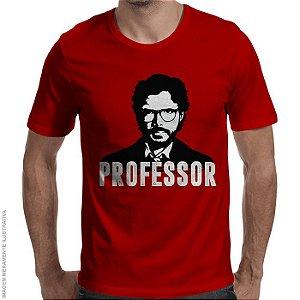 Camiseta Professor La Casa