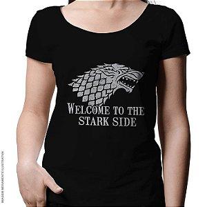 Camiseta Stark Side - Feminina