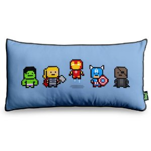 Almofada Avengers Pixels
