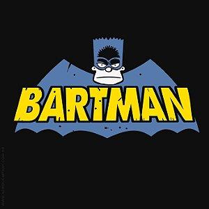 Camiseta Bartman Logo - Masculina