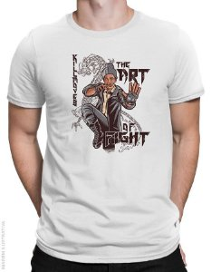 Camiseta Golpe Baixo - Masculina
