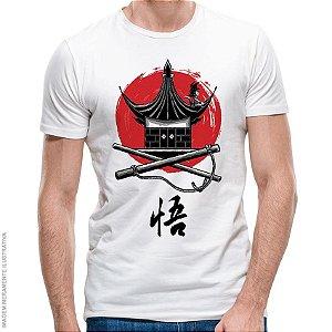 Camiseta Goku A Hero's Beginning - Masculina