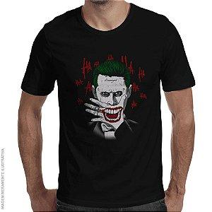 Camiseta Coringa Are You Enjoying - Masculina