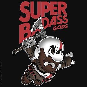 Camiseta Badass God - Masculina
