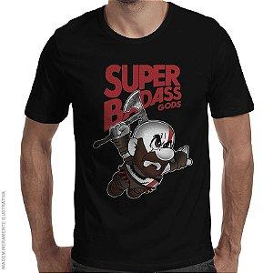 Camiseta Badass God