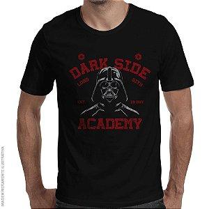 Camiseta Dark Side Academy - Masculina