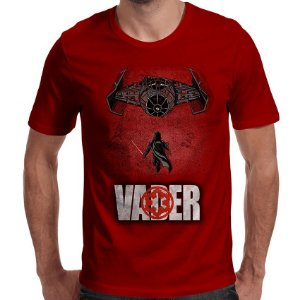 Camiseta Dark Side Of The Force - Masculina