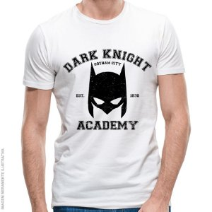 Camiseta Batman Dark Knight - Masculina