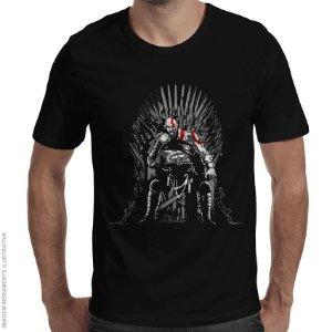 Camiseta Game of Gods - Masculina