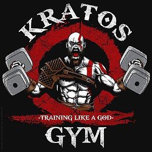 Camiseta Kratos Gym - Masculina
