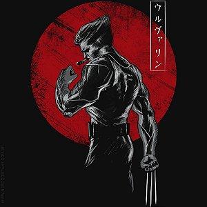 Camiseta Wolverine Old Mutant - Masculina
