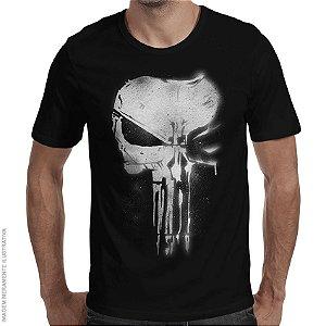 Camiseta Justiceiro Punishment